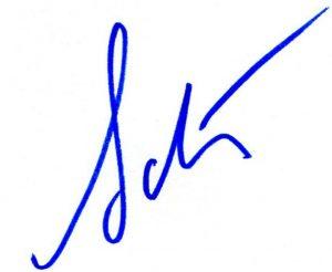 Signature Philippe SCHÖNBERG